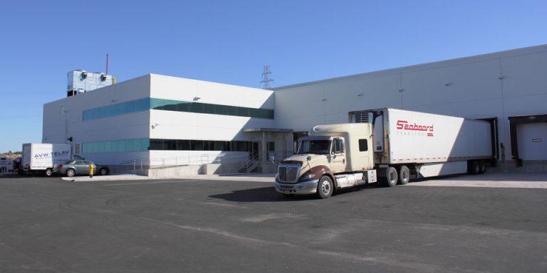 Nova Cold Storage Facility